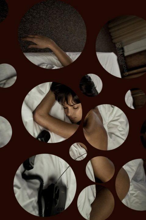 Лучшие фотографии девушек в пузырьковом эффекте с 500px.com