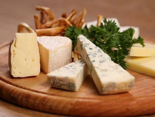150 видов сыров